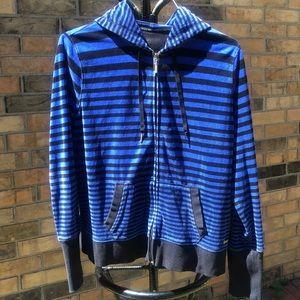 Calvin Klein pocketed hoodie sweatshirt gorgeous